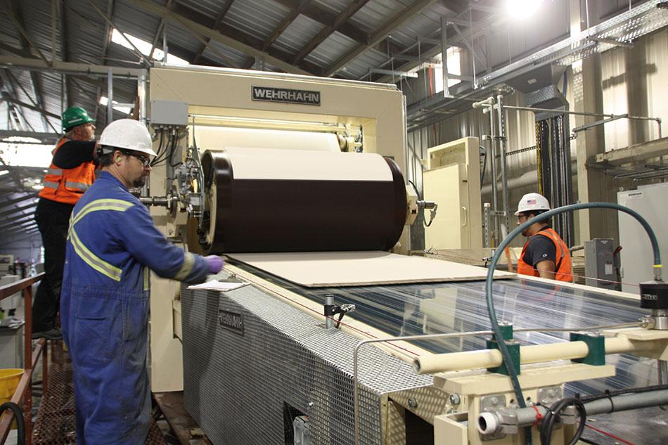 Wehrhahn Fibre Cement Process Material Preparation